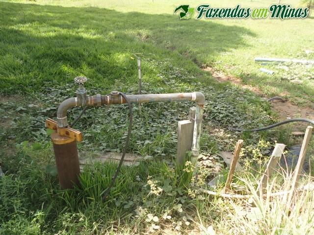 Faz.para pecuária e irrigação